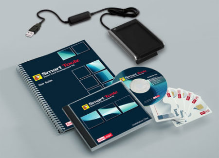 Smart Toolz - MIFare and memory smart card development kit (SDK)