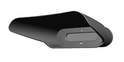 Vista-EY2H iris scanner